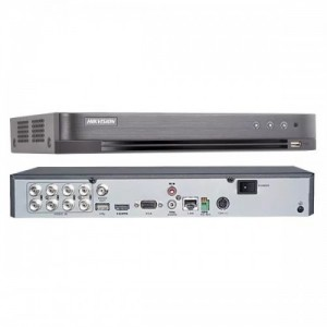 Dvr 8 Canais Turbo HD DS-7208HQHI-K1 - Hikvision