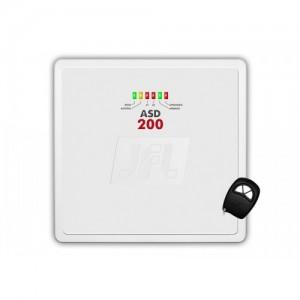 Central de Alarme Convencional P/ Até 2 Zonas ASD-200 JFL
