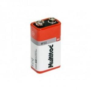 Bateria 9 Volts Multitoc
