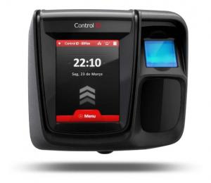Controle Acesso Biométrico Control Id Idflex Lite