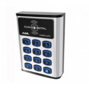 Controle De Acesso Digital CA500/CARD/PC - AGL