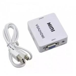 Conversor Adaptador VGA P/ HDMI - VGA2HDMI