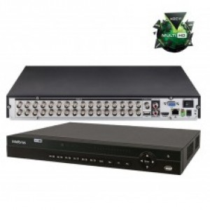 DVR Multi HD 32 Canais MHDX 1132 Intelbras