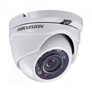 Câmera Dome Metal DS-2CE56C0T-IRM 2.8MM TVI 720P