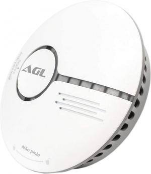 Detector de fumaça Inteligente WiFi - AGL