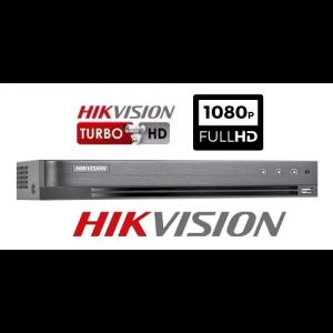 DVR GRAV.DIG. 4 CANAIS DS-7204HQHI-K1 1080P