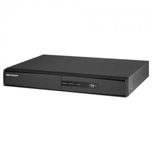 DVR 8 Canais Hibrido 1080 Hikvision DS-7208HGHI-F1
