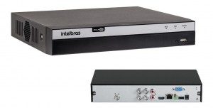 Gravador Digital DVR MHDX 3104 - Intelbras