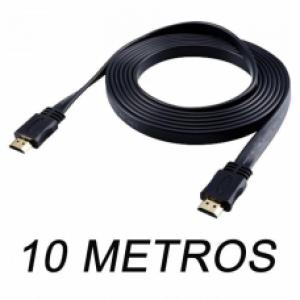 Cabo Hdmi Para Tv, Ps3, Ps4, Xbox, Conversor Digital 10 Metros