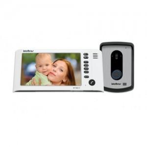 Vídeo Porteiro Intelbras IV 7010 HF Tela LCD