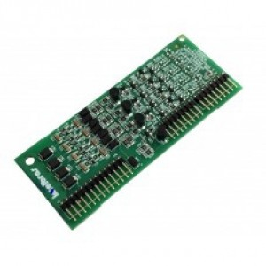 Placa Ramal Desb. Modulare/Conecta Mais (4 RAMAIS) Intelbras