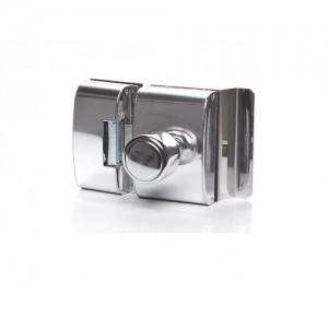 Fechadura Eletrônica P/ Porta de Vidro C/ 2 Cilindros PV200R2I AGL