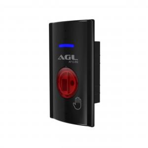 Acionador Infravermelho AF12-IRE Preto / Embutir Bivolt AGL