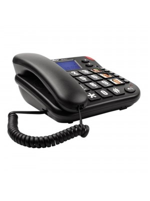 Telefone Fixo Tok Fácil Id Preto - Intelbras