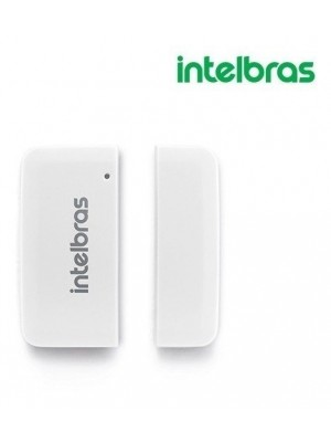 Sensor Magnético Sem Fio Xas 8000 - Intelbras